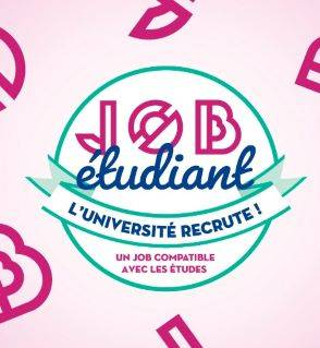 Jobs étudiants à l'Université de Lille 2020-2021